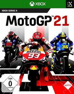 MotoGP 21 (Xbox) Produktbild