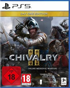 Chivalry 2 Day One Edition (PlayStation 5) Produktbild