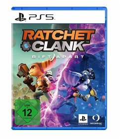 Ratchet & Clank: Rift Apart (Playstation 5) Produktbild