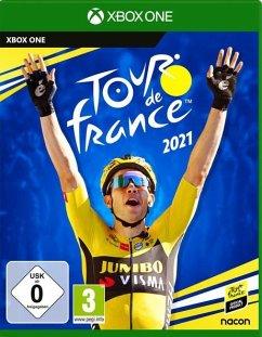 Tour de France 2021 (Xbox One) Produktbild