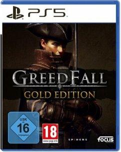 GreedFall Gold Edition (PlayStation 5) Produktbild