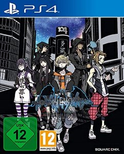 NEO: The World Ends with You (PlayStation 4) Produktbild