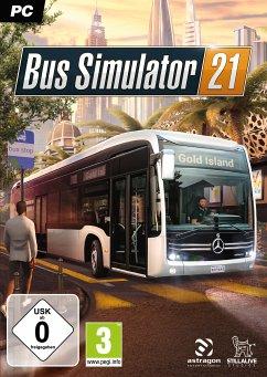 Bus Simulator 21 (PC) Produktbild