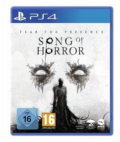 Song of Horror - Deluxe Edition (PlayStation 4) Produktbild