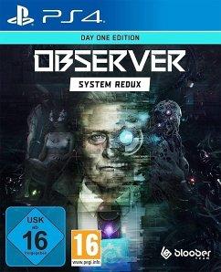 Observer: System Redux Day One Edition (PlayStation 4) Produktbild