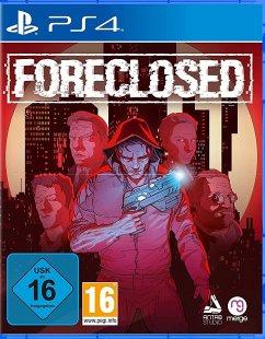 Foreclosed (PlayStation 4) Produktbild