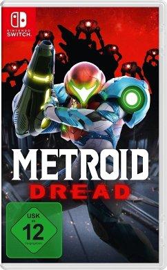 Metroid Dread (Nintendo Switch) Produktbild