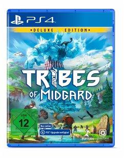 Tribes of Midgard Deluxe Edition (PlayStation 4) Produktbild