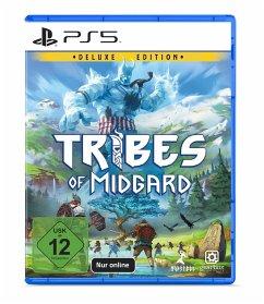 Tribes of Midgard Deluxe Edition (PlayStation 5) Produktbild