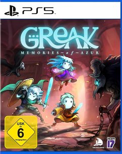Greak: Memories of Azur (PlayStation 5) Produktbild