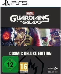 Marvel's Guardians of the Galaxy - Cosmic Deluxe Edition (Playstation 5) Produktbild