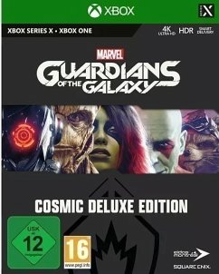 Marvel's Guardians of the Galaxy - Cosmic Deluxe Edition (Xbox One/Xbox Series X) Produktbild