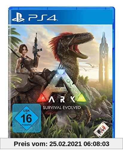 ARK: Survival Evolved - [PlayStation 4] Produktbild