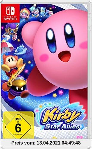 Kirby Star Allies - [Nintendo Switch] Produktbild