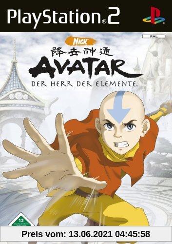 Avatar: Der Herr der Elemente Produktbild