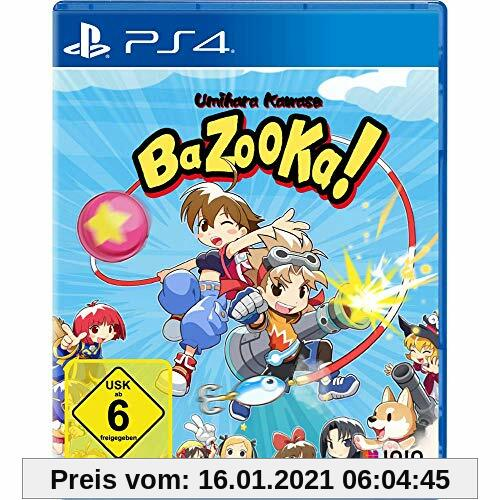 Umihara Kawase: BaZooKa! - [PlayStation 4] Produktbild