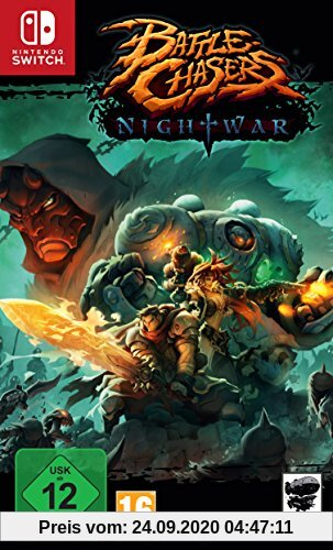 Battle Chasers: Nightwar - [Nintendo Switch] Produktbild