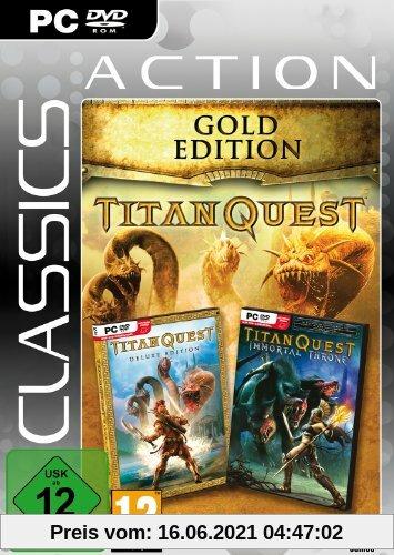 Titan Quest (Gold Edition) Produktbild
