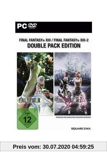 Final Fantasy XIII Compilation PC Produktbild