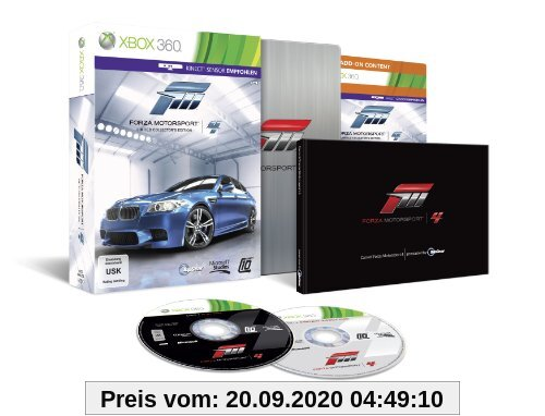 Forza Motorsport 4 - Limited Collector's Edition Produktbild