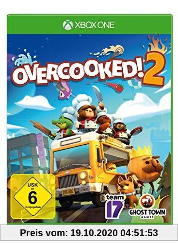 Overcooked! 2 - [Xbox One] Produktbild