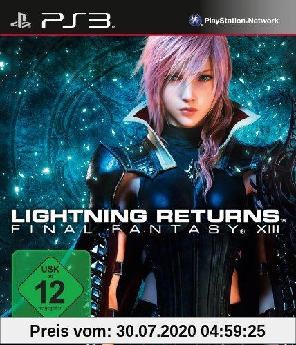 Lightning Returns - Final Fantasy XIII Produktbild
