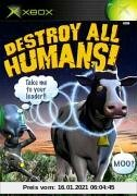 Destroy all Humans! Produktbild