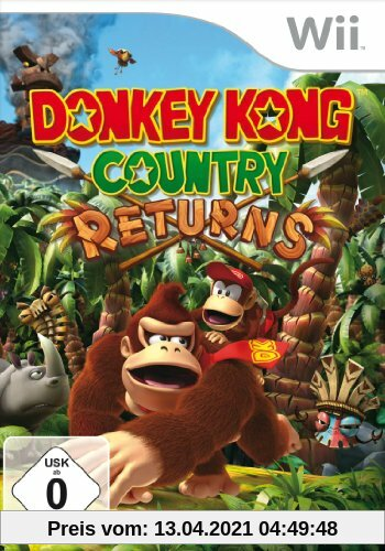 Donkey Kong: Country Returns Produktbild