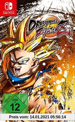 Dragon Ball FighterZ - [Nintendo Switch] Produktbild