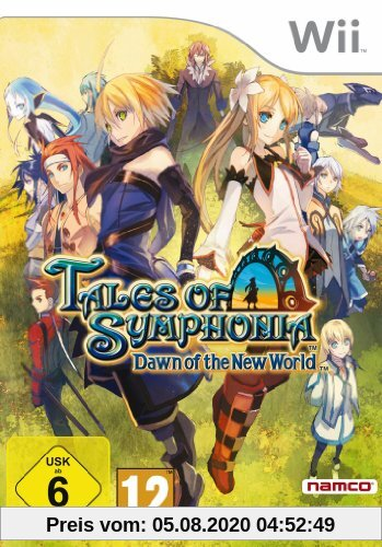 Tales of Symphonia - Dawn of the New World [Software Pyramide] Produktbild
