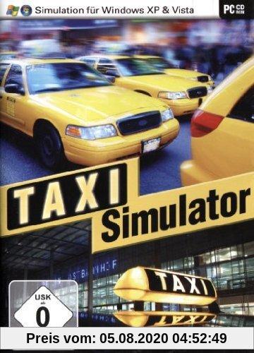 Taxi Simulator Produktbild