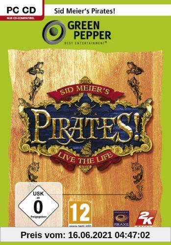 Sid Meier's Pirates! [Green Pepper] Produktbild