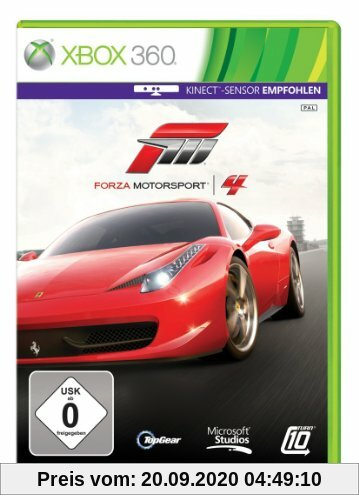 Forza Motorsport 4 - [Xbox 360] Produktbild