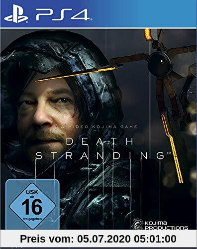 Death Stranding - Standard Edition [PlayStation 4] Produktbild