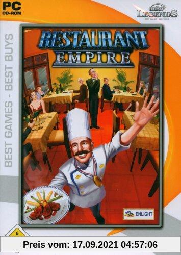 Restaurant Empire [CDV Legends] Produktbild