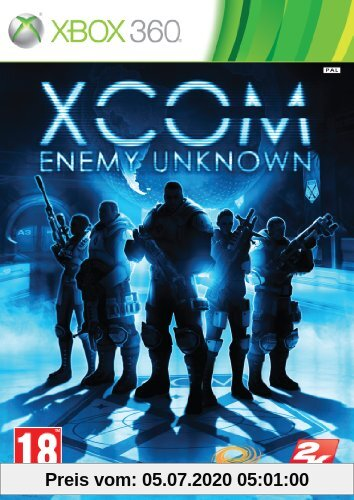 XCOM: Enemy Unknown Produktbild
