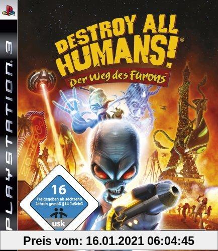 Destroy all Humans! Der Weg der Furons Produktbild