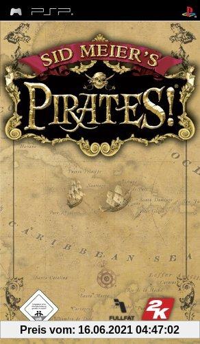 Sid Meier's Pirates! Produktbild