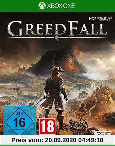 Greedfall [Xbox One] Produktbild
