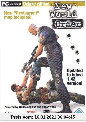 New World Order - Deluxe Edition Produktbild