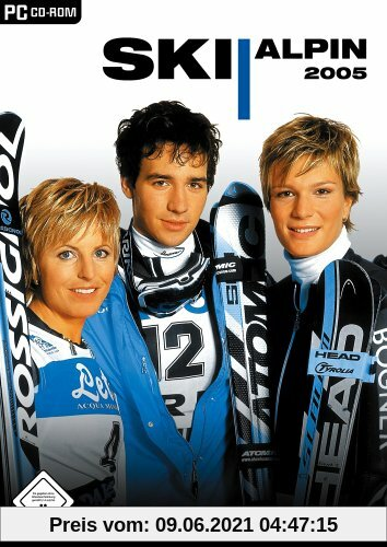 RTL Ski Alpin 2005 Produktbild