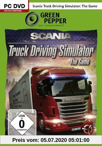 Scania Truck Driver Simulator - The Game [Green Pepper] Produktbild