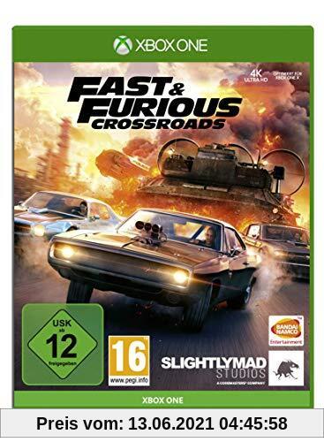 Fast & Furious Crossroads - [Xbox One] Produktbild