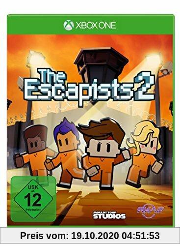 The Escapists 2 [Xbox One] Produktbild