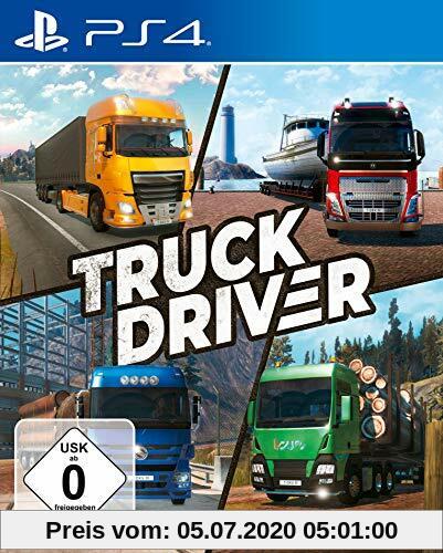 Truck Driver - [PlayStation 4] Produktbild