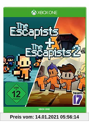 The Escapists +The Escapists 2 - [Xbox One] Produktbild