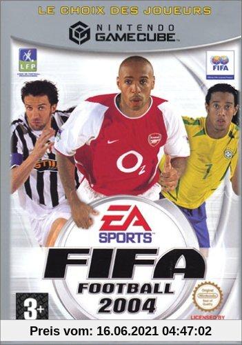 FIFA 2004 - Players Choice Produktbild