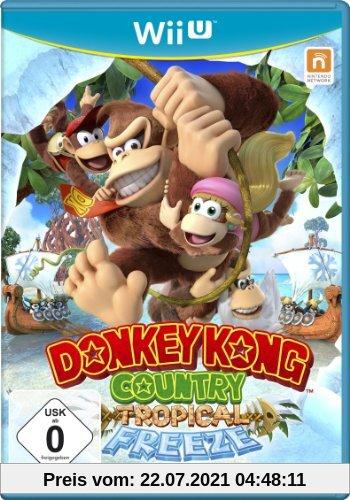 Donkey Kong Country: Tropical Freeze Produktbild