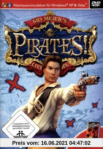 Sid Meier's Pirates! / Schiffe versenken Produktbild