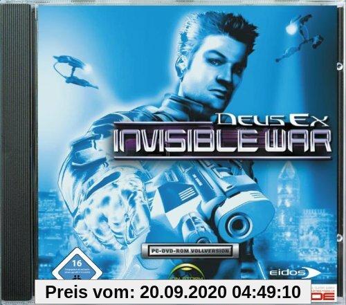 Deus Ex: Invisible War (DVD-ROM) (Software Pyramide) Produktbild